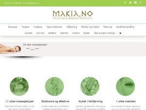 Skincare Clinic and facials in Oslo - Take care of your skin